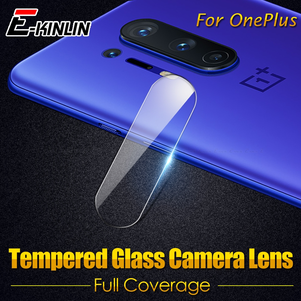 Back Camera Lens Clear Tempered Glass For One Plus Screen Protector 1
