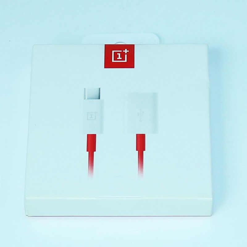 Orijinal OnePlus 7 pro 6t 6 3 3T 5 5T C tipi OTG kablo dönüştürücü veri adaptörü otg destek kalem sürücü/U 1 + 3 3T 5 6 7pro