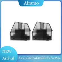 Original 2PCS Lambo Pod Refillable Atomizer for OneVape kit 2 ml Capacity Cartridge New Electronic Cigarette Vaporize Pods
