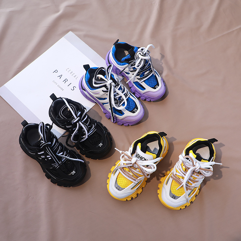 Girls Shoes for Kids Boys Sneakers 2020 Children Autumn Sneaker Rubber Sole Casual Shoes In Kids Girls Mix Color Sneaker Sneakers  - AliExpress