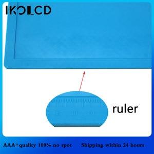 Image 3 - Tournevis de plate forme dentretien de tapis de bureau de coussin de Silicone disolation thermique pour lordinateur de téléphone portable BGA outil de réparation de soudure