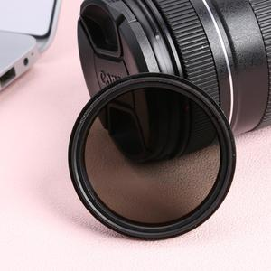 Image 2 - Schlank Fader Variable ND Filter ND2 zu ND400 Neutral Dichte Objektiv Filter 40,5mm 46mm 52mm 58mm 62mm 67mm 77mm 72mm 82mm