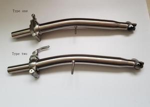 Image 4 - 25.4mm 핸드 바 용 브롬톤 용 티타늄 s 스템