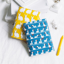 B6 Fabric Notebook Cover
