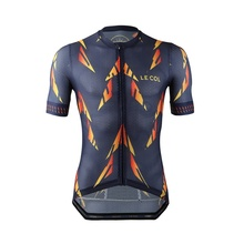 Фото - LE COL 2020 pro team summer mens cycling clothing jersey divise ciclismo ropa bicycle MTB shirt maillot elastic fabric wiggins bradley wiggins bradley wiggins my time