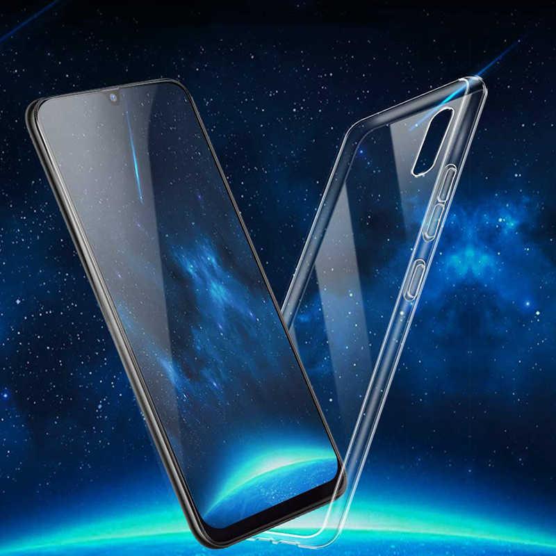 שקוף עבור Samsung a50 מקרה רך TPU עבור Samsung a10 a20 a30 a40 a50 a70 a80 s7 s8 s9 s10 בתוספת הערה 8 9 10 מקרי דק Coque