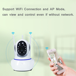 Image 4 - DAYTECH IP Camera 3 Antenna Security Camera 1080P Wifi Camera CCTV Detection Movement Camera (DT C8826)