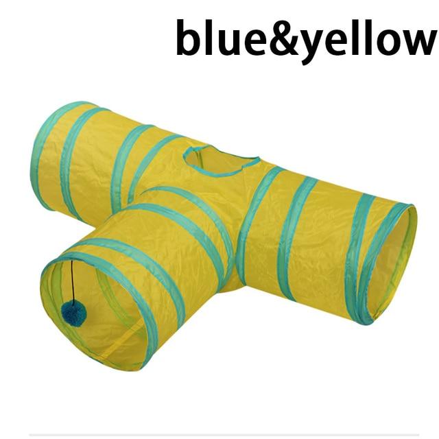 Yellow 3 Holes