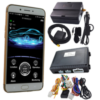 cardot 4g new app start stop app control car alarms compatible with original car keyless entry engine start button