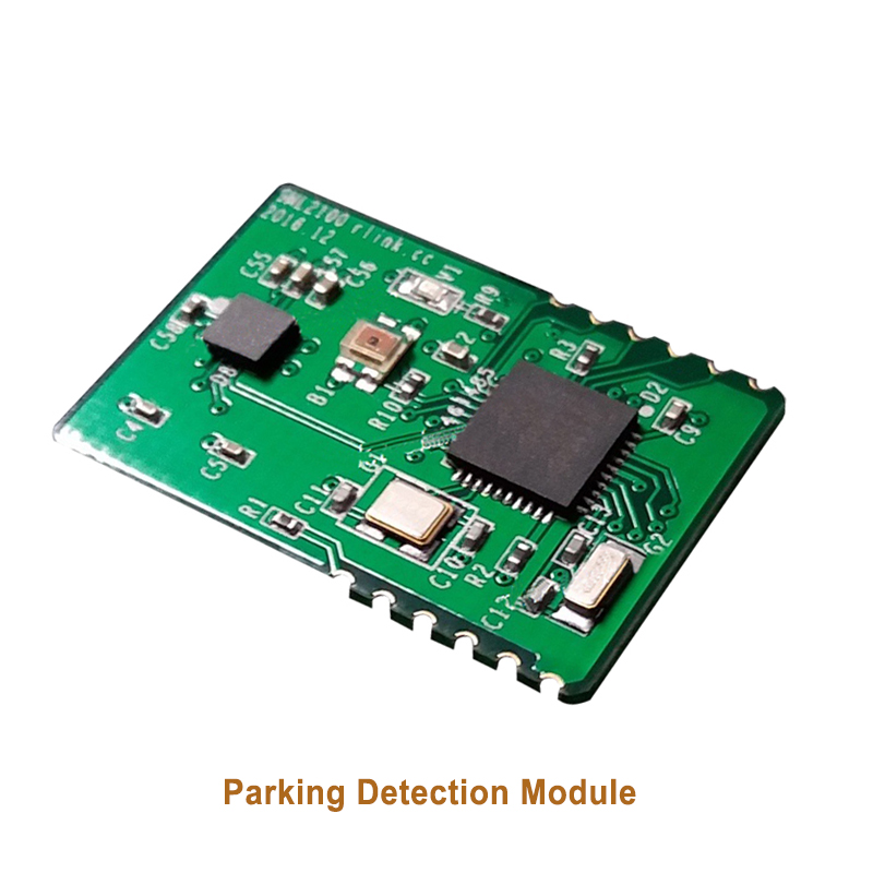 Composite Anti-jamming Geomagnetic Parking Space Detection Module Geomagnetic Detection Sensor Vehicle Detection Module
