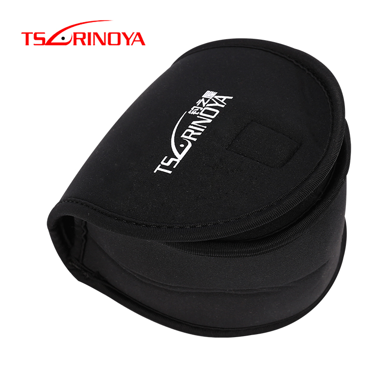 TSURINOYA High Quality Fishing Reel Bag M/L/XL Protective Case Cover for Spinning Reel Bolsa De Pesca Carp Fishing Bag