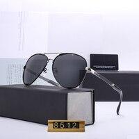 2019 New Polarized Men Sunglasses Brand Designer Sun glass Eye Wear Accessories Pilot Sun Glasses gafas oculos de sol For Men