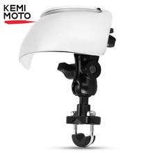 For BMW R1200GS LC R1250GS F900R F850GS F800GS S1000XR G310GS Motorcycle 180 Degree Safety Rearview Mirror Give Full Rear View