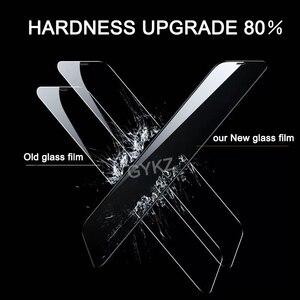 Image 3 - Безрамное закаленное стекло для iPhone X XS Max XR 11 Pro MAX, защита экрана, закаленное стекло для iPhone XS MAX 11, пленка из стекла PROMAX