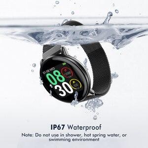 Image 3 - UMIDIGI Uwatch2 ساعة ذكية الرجال النساء اللمس الكامل اللياقة البدنية تعقب رصد معدل ضربات القلب ساعة ذكية Smartwatch لهواوي شاومي