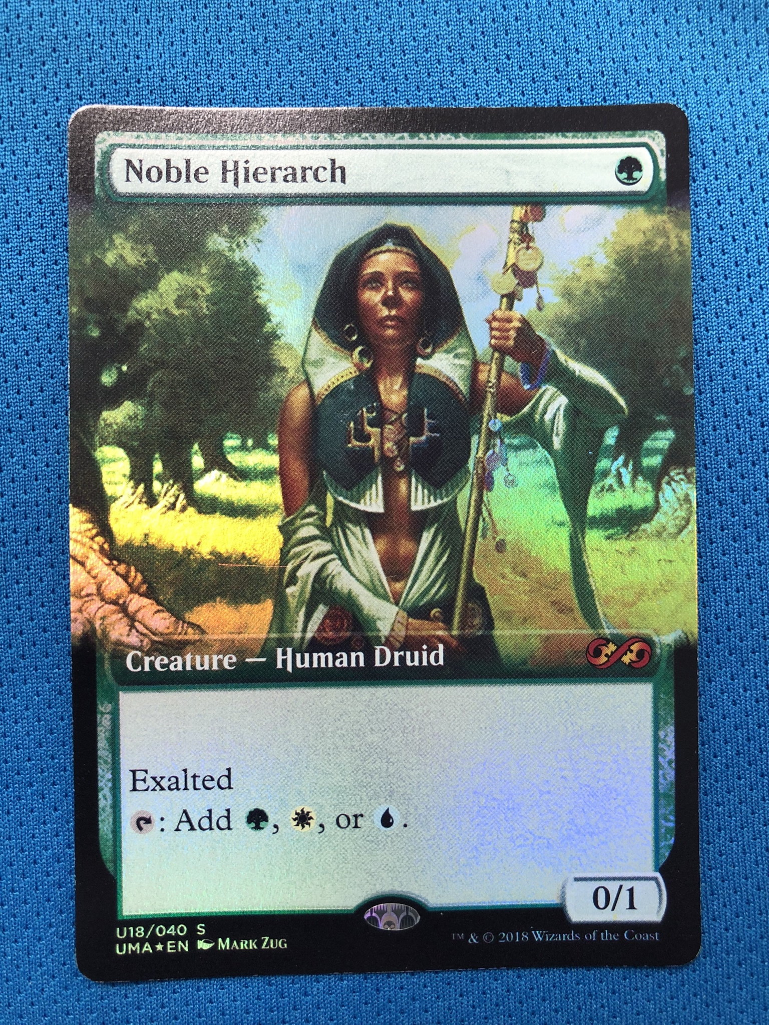 Noble Hierarch PUMA Foil Magician ProxyKing 8.0 VIP The Proxy Cards To Gathering Every Single Mg Card.