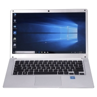 14 Inch Laptop 4GB RAM 64GB SSD Intel Atom Z8350 1080P FHD Display Windows 10 MINI Notebook Us Plug and Eu Plug