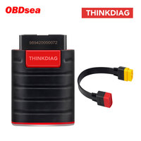 Thinkdiag 4 free software 16 reset services OBDII full system Power than X431 easydiag Diagnostic Tool