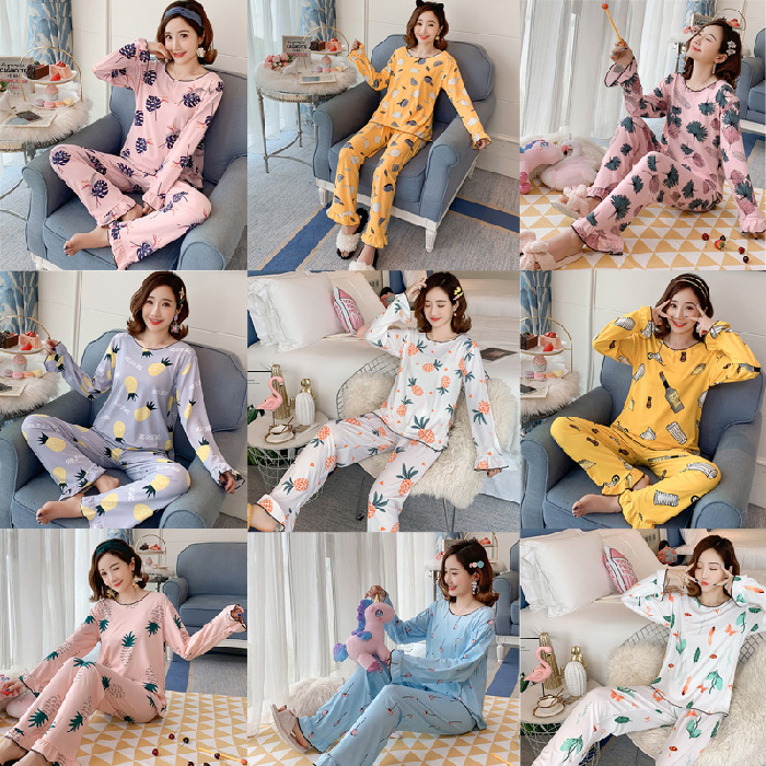 Germinal Net Grant Long Sleeve Spring And Autumn WOMEN'S Suit M ~ XXL Multi--Selectable Qmilch 160 Grams Girls' Clothing