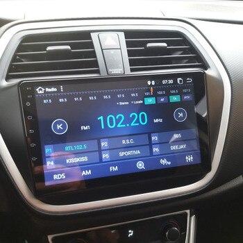 Android 4+64G PX6 DSP Carplay IPS Screen For Suzuki S Cross SX4 2014   2017 Car GPS Navigation Radio DVD Player Multimedia|Car Multimedia Player|   -