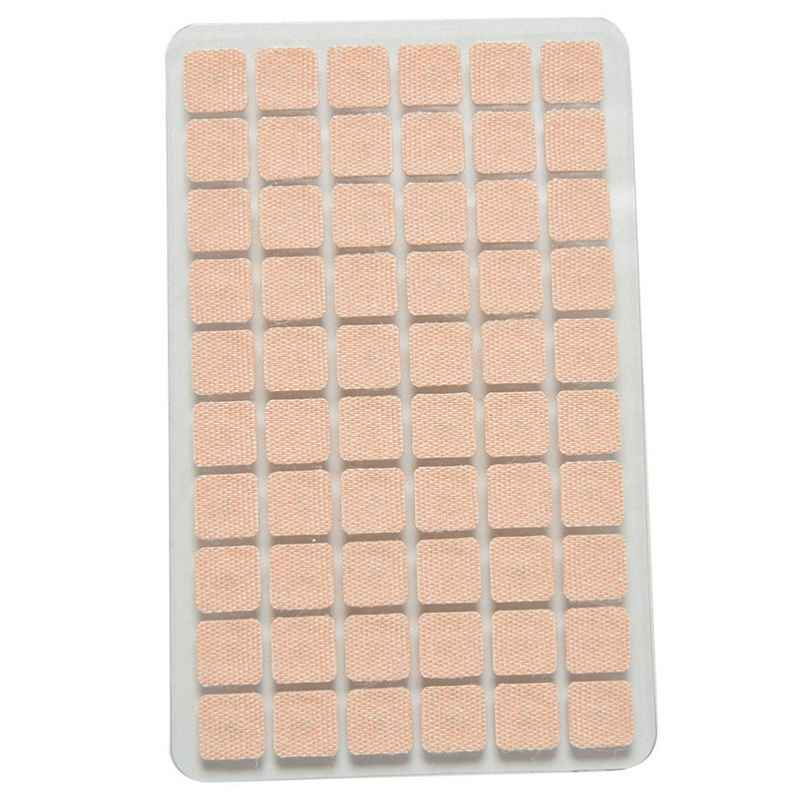 1200 Stks/partij Oren Massage Stickers Oor Punt Massage Druk Magneten Plated Zaden Naald Patch Auricular Therapie Zaden