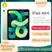 Ipad Air 4 (2020) Wifi 10.9-Inch Full Screen, Uitgerust Met A14 Bionische Processor, achteruitrijcamera Tot 63 Miljoen Pixels