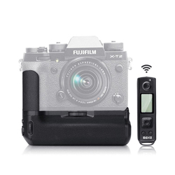 wireless remote control X-T2 Pro battery grip with 2.4G for Fujifilm Fuji X-T2 camera battery holder camera grip