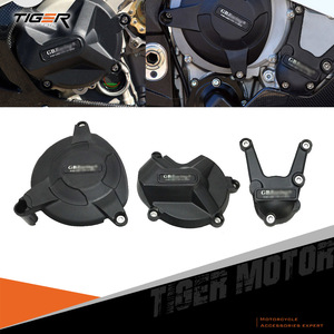 Image 1 - Motorcycles Secondary Engine Cover Set Case for BMW S1000RR S1000R 2009 2016 for GB Racing Tough PPA