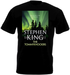 The Tommyknockers Movie Poster Male Gay T-Shirts Graphic Shirt Gym Shirts Hardcore T Shirts Offers Of The Day Uyodlt(China)