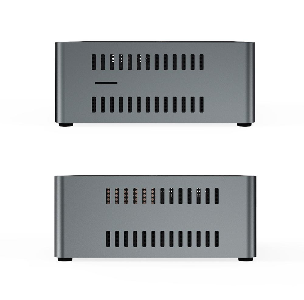 Beelink J45 Win10 Mini PC intel Pentium J4205 SSD 128GB dual screen display  support HDD Gigabit LAN mini media player tv box
