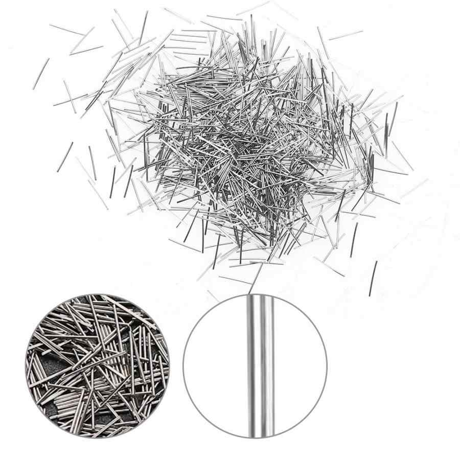 Stainless Steel Polishing 0.3mm Pins Magnetic Tumbler Mag Polishers Pins Magnetic Tumbler Jewelry Making Accessory