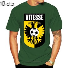 Sbv Vitesse Football Club équipe de Football Eredivisie ligue hollandaise t-shirt de haute qualité t-shirt