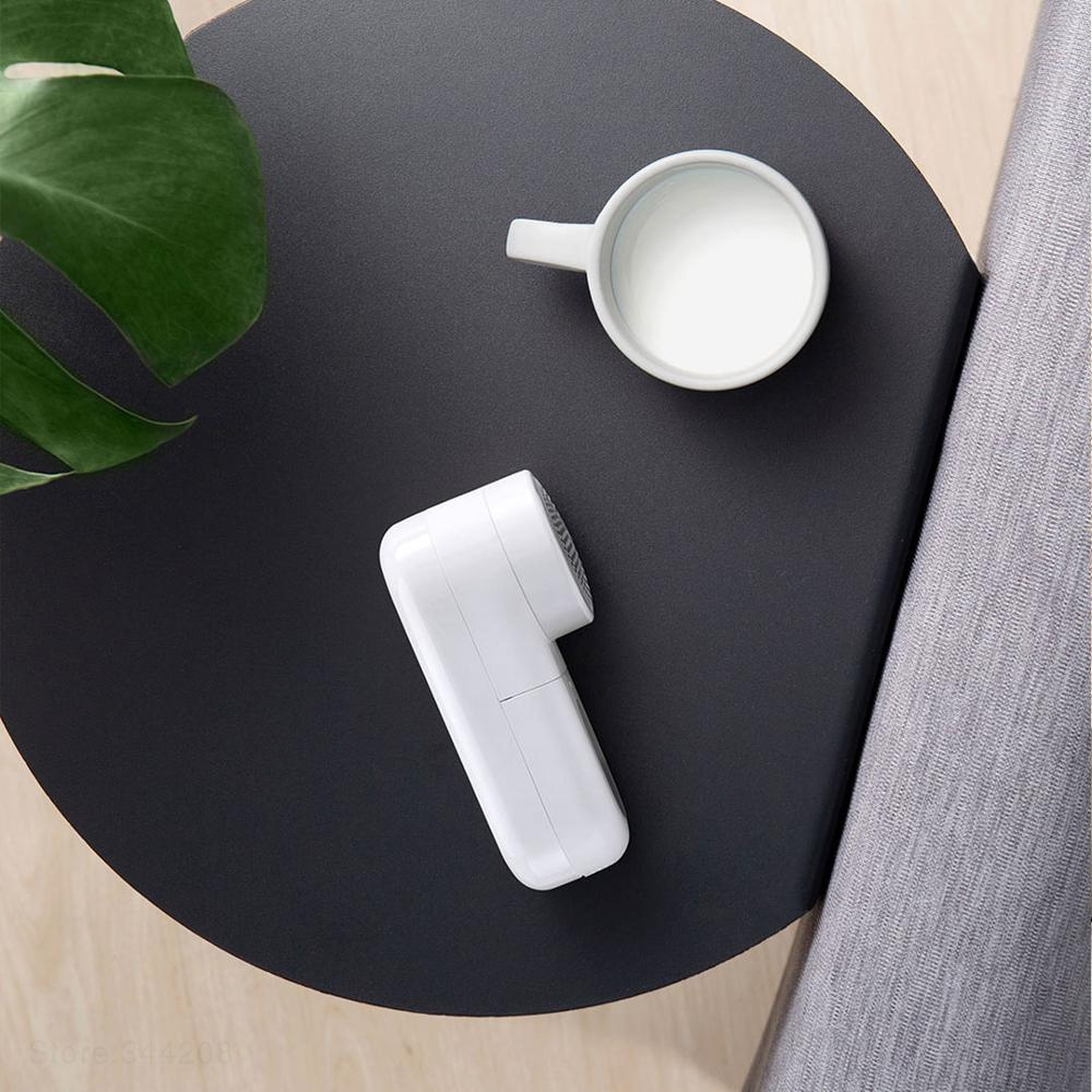 XIAOMI MIJIA Lint Remover Clothes fuzz pellet trimmer machine  portable Charge Fabric Shaver Removes for clothes Spools removal 4