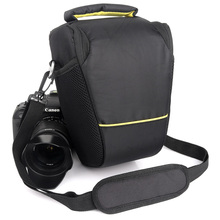 DSLR Camera Bag Case Foto Photo Bag Shoulder Strap for Nikon Canon Sony FujiFilm Olympus Panasonic DSLR Cameras