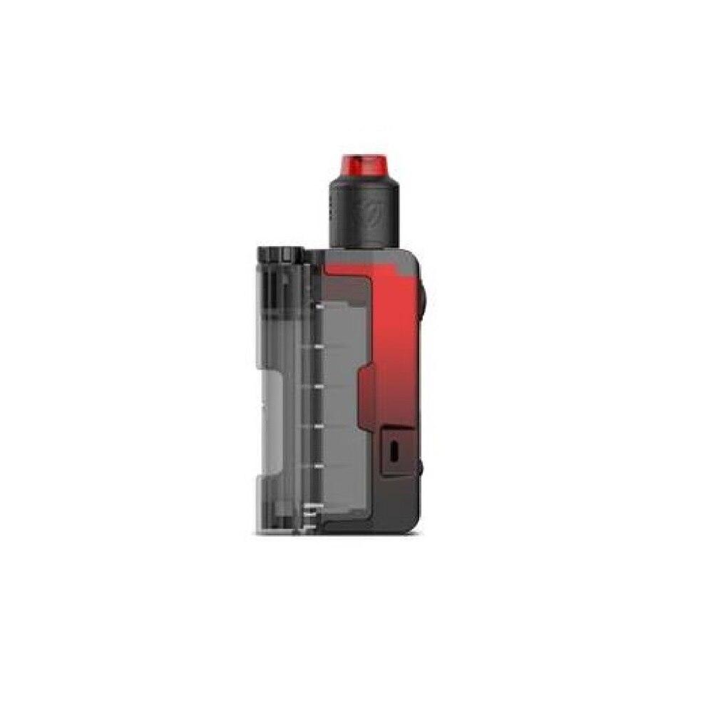 Подлинный Dovpo, пусковое топсайдеры Lite 90 Вт TC комплект с вариант RDA электронная сигарета коробка Mod Kit fit 21700/20700/18650 Батарея Vs перетащите 2/Gen - 4