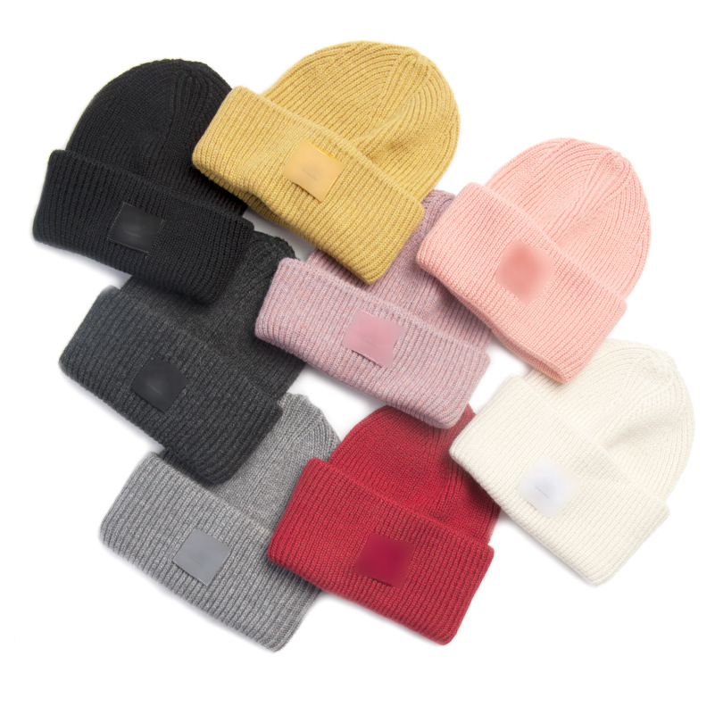 Winter Hats For Women  Gorros Mujer Invierno  2018 Autumn Winter Hats Women Children Autumn Hat Women  Gorros Mujer Invierno