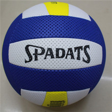 Soft Touch Volleyball Ball Training Competition EVA Standard Size 5 Outdoor Indoor For Students