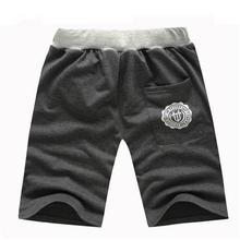 CUHAKCI Men Classic Casual Beach Shorts Drawstring Summer El