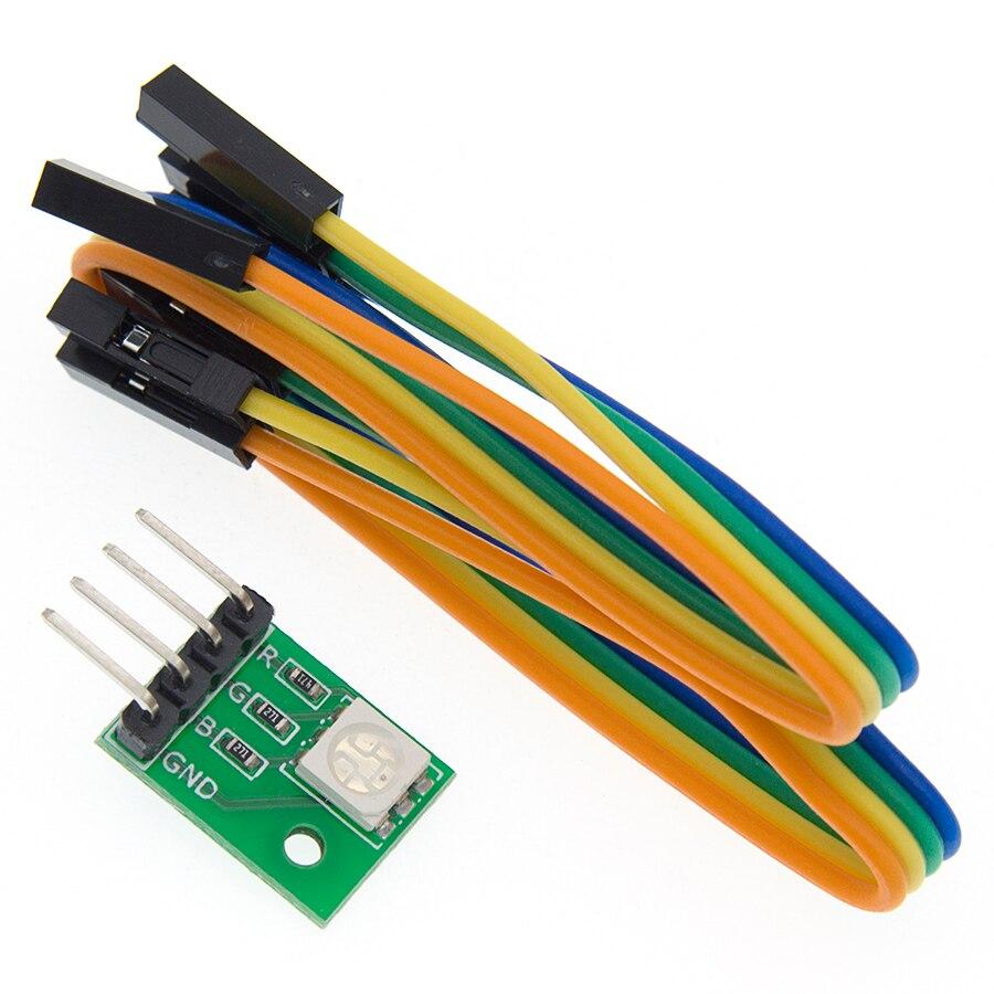 RGB светодиодный секционный модуль RGB Светодиодный модуль RGB модуль