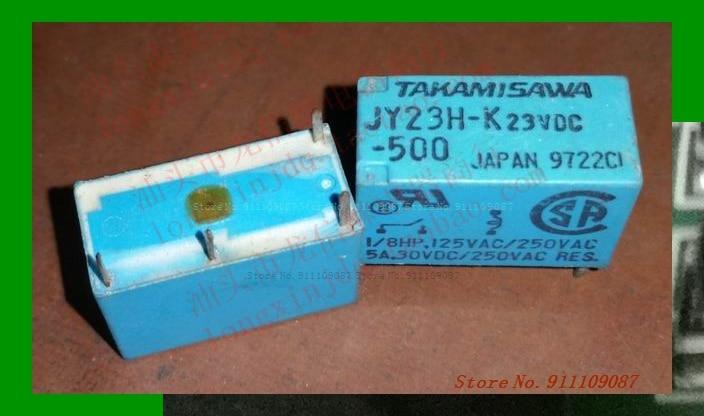 JY23H-K-500 23.5V 33F-1A-23.5V o velho