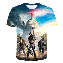 Nueva moda Cool Game For Honor 3D estampado niños/niñas camisetas Hip Hop niño camiseta Harajuku Streetwear verano camisetas divertidas(China)
