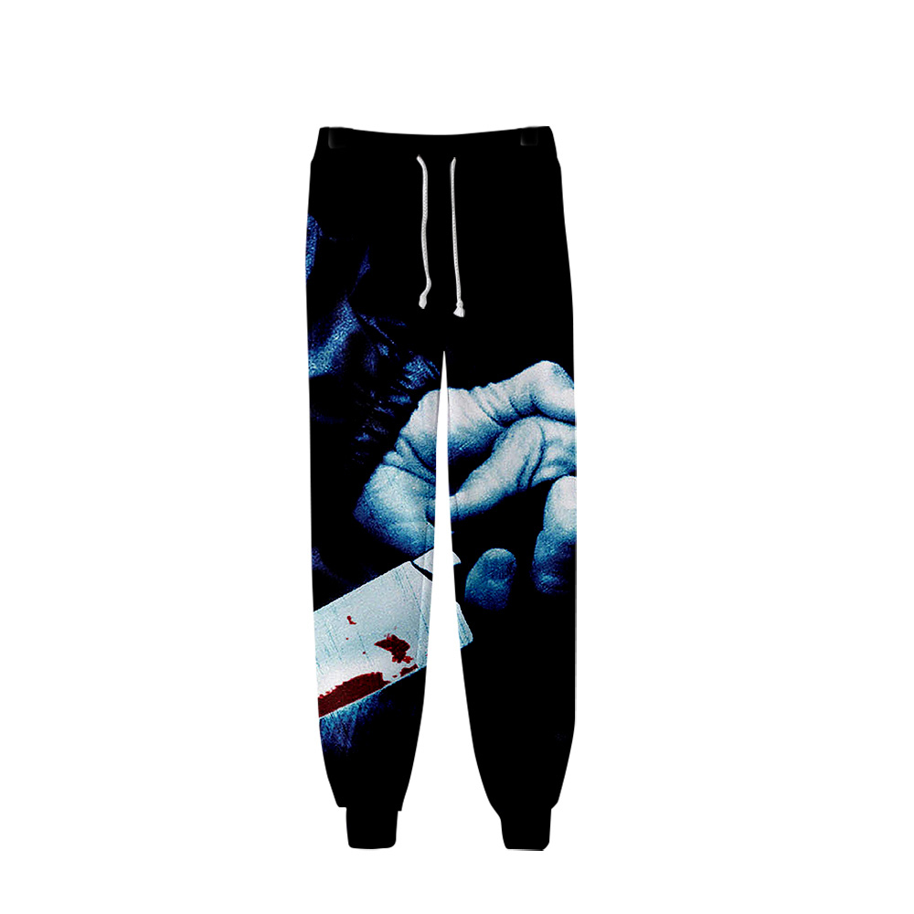 2019 Mindhunter Pants Men Hip Hop Pants Trousers Kpop Fashion Casual High Quality Casual Warm Slim Mindhunter Pants Streetwear