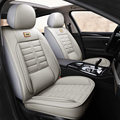 Чехлы на автомобильные сиденья из искусственной кожи с полным покрытием для mercedes benz m class ml 350 ml320 w163 w164 w166