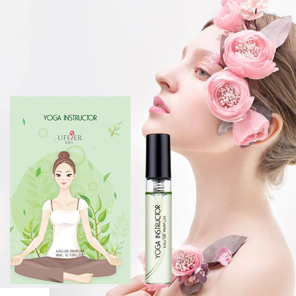 10 Type 4ml Women Perfume Deodorant Fragrance Atomizer Perfum Spay Long-lasting Elegant Refreshing Flower Romatic Aromatic Water