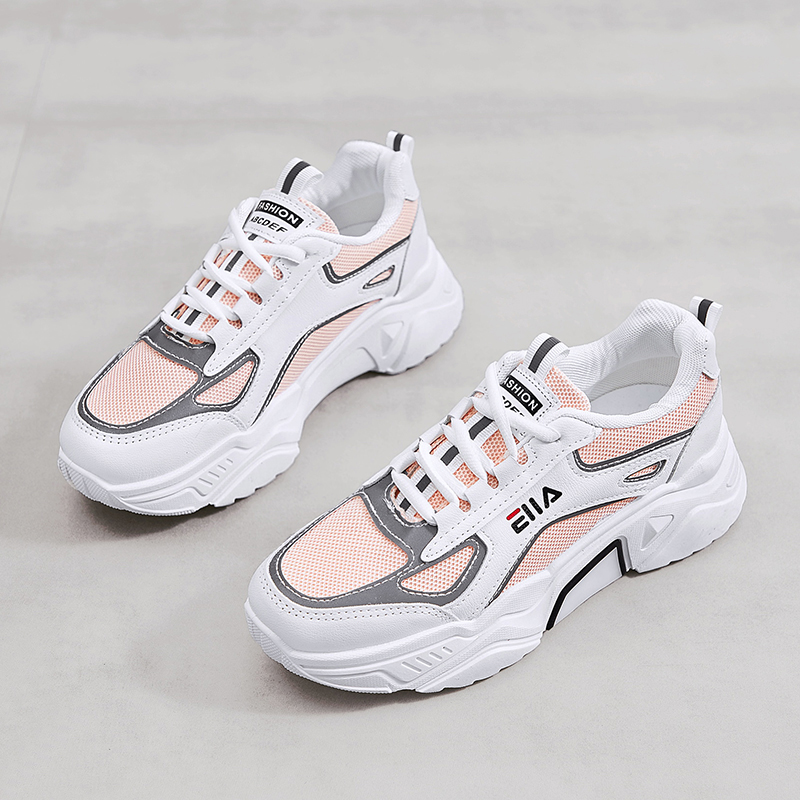 Women Sneakers White Running Shoes for