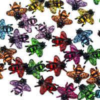 25X32mm 10PCS Flache zurück Gemischte Farbe Acryl Schmetterling Applique   DIY Sammelalbum Handwerksbedarf   Schmetterling Miniaturen Cabochons