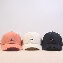 Visor-Caps Baseball-Cap Spring Letter Street-Sunshade Summer Women Fashion Casual Couple