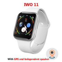 IWO 11 Smart Watch iwo 8/10 Plus Version Smart Watch With Heart Rate Monitor GPS iwo 9 Plus Smartwatch For Apple Android