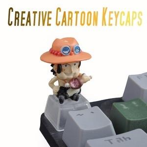 Image 1 - PBT Tùy Chỉnh Hình Hoạt Hình Anime R4 ESC Chơi Game Keycap Dưới Backlit Keycaps Quà Tặng Halloween Cho Cherry MX Cơ Nắp Phím