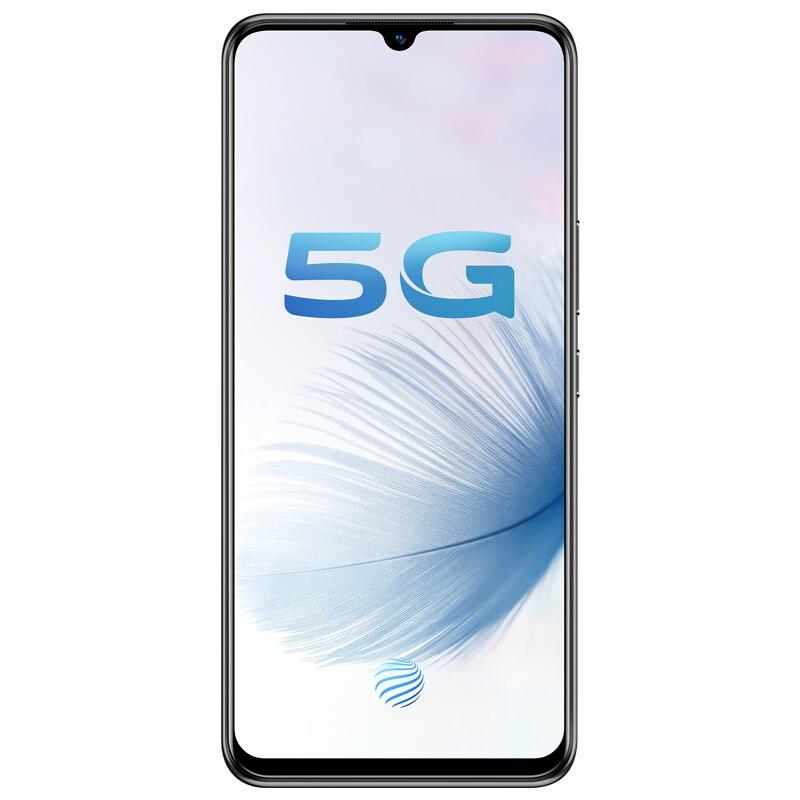 Original vivo S6 5G Handy Android 8GB 128GB telefon Exynos 980 Celular 6,44-zoll 4500mAh 48,0 MP 4 Hinten Kameras Smartphone